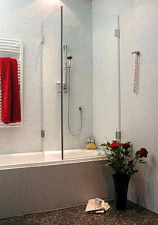 badewannenaufsatz glas nach ma duschabtrennung badewanne 50. Black Bedroom Furniture Sets. Home Design Ideas