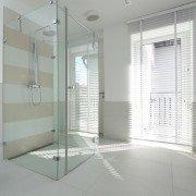 Beliebt Bodengleiche Duschkabine & Duschwand: Fugenbündige Glas-Maße 24h PQ43