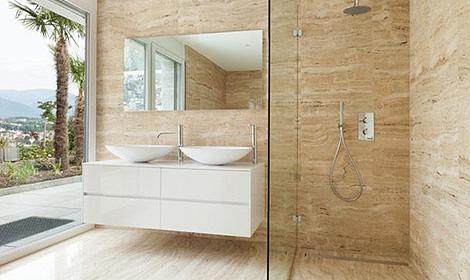 Dusche aus glas g nstig glasdusche kaufen alle ma e 24h for Begehbare dusche modern