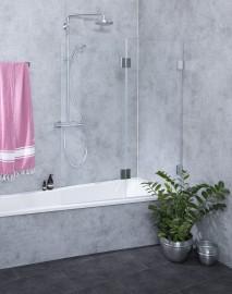 Duschkabine Badewanne