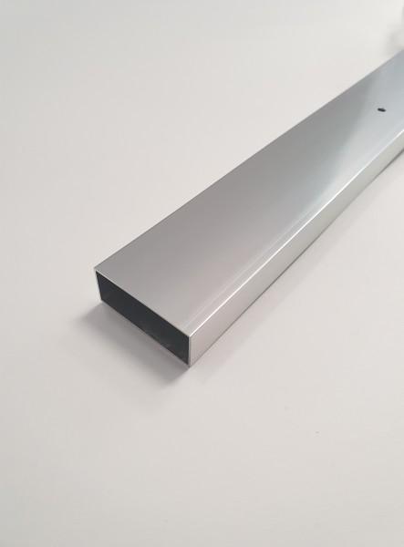Verbreiterungsprofil 2cm für Nischentüre chromfarben