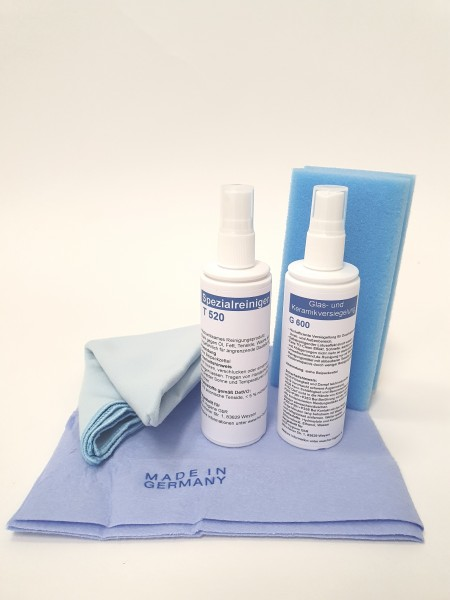 Nano Glasversiegelungs-Set für Duschen