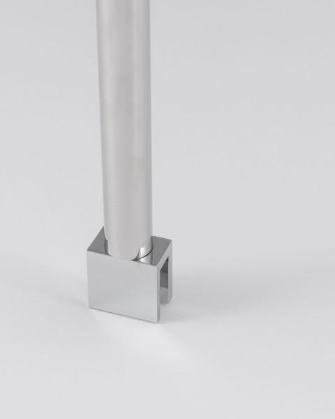 Deckenarmset verchromt H=75cm