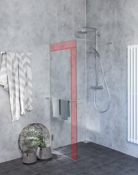 Glaswand Dusche nach Maß