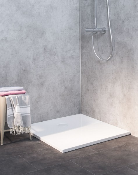 Duschbecken barrierefrei bodeneben